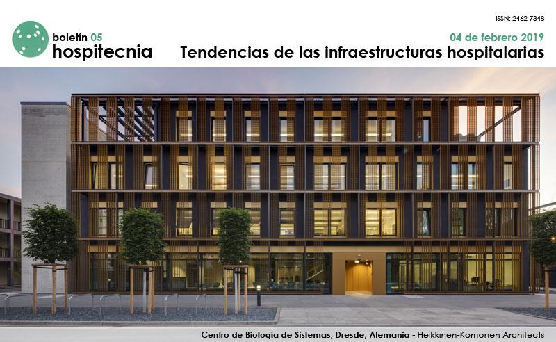 TENDENCIAS DE LAS INFRAESTRUCTURAS HOSPITALARIAS