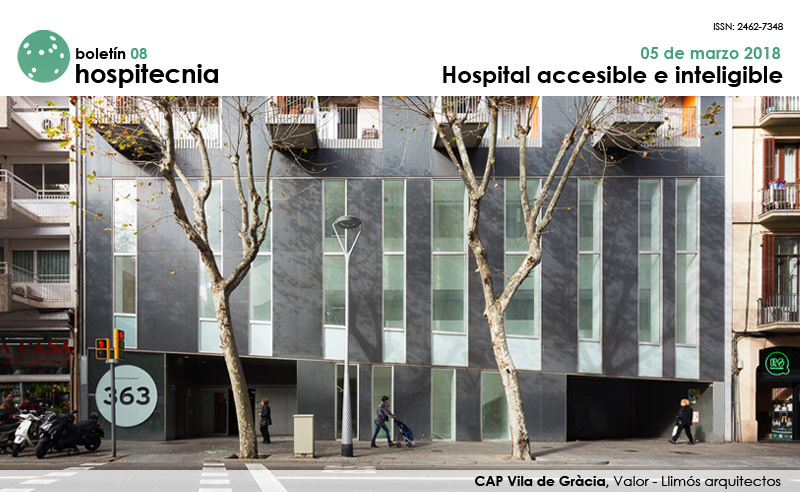 HOSPITAL ACCESIBLE E INTELIGIBLE