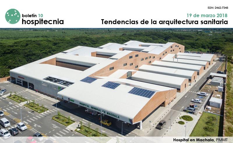 TENDENCIAS DE LA ARQUITECTURA SANITARIA