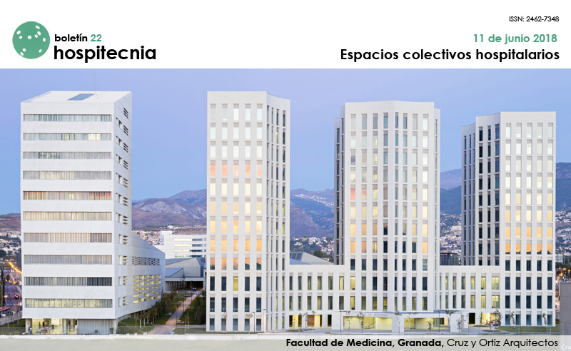 ESPACIOS COLECTIVOS HOSPITALARIOS