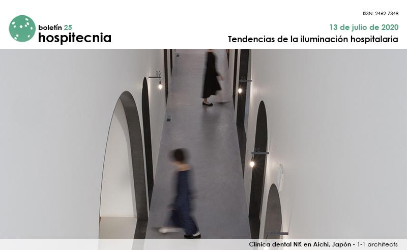 TENDENCIAS DE LA ILUMINACIÓN HOSPITALARIA + COVID-19