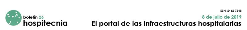 EL PORTAL DE LAS INFRAESTRUCTURAS HOSPITALARIAS