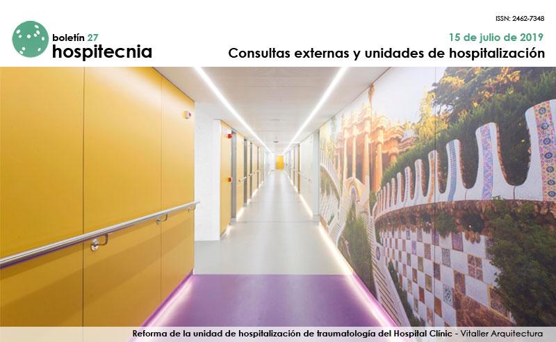 CONSULTAS EXTERNAS Y UNIDADES DE HOSPITALIZACIÓN