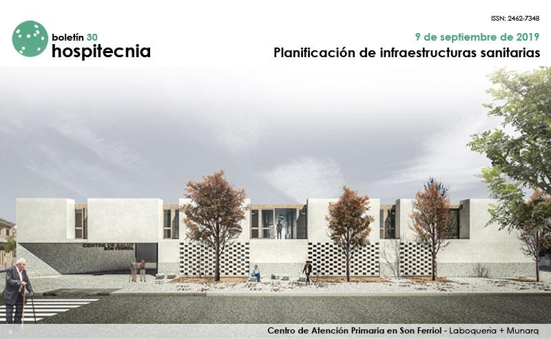PLANIFICACIÓN DE INFRAESTRUCTURAS SANITARIAS