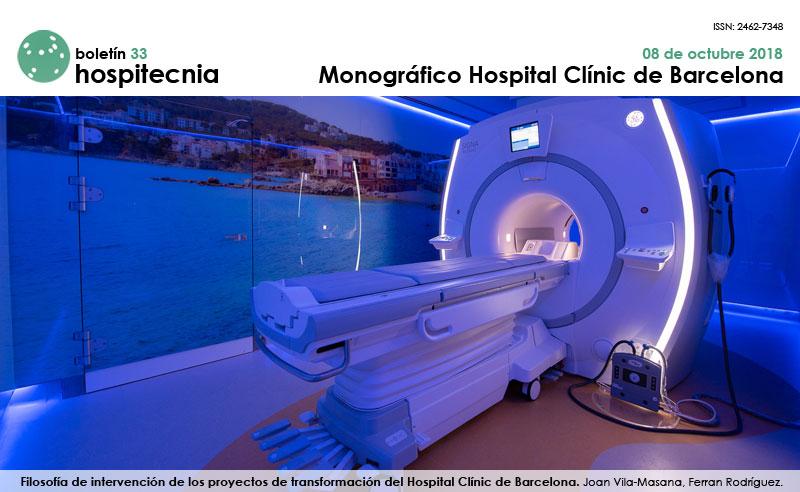 MONOGRÁFICO SOBRE EL HOSPITAL CLÍNIC DE BARCELONA