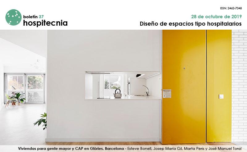DISEÑO DE ESPACIOS TIPO HOSPITALARIOS