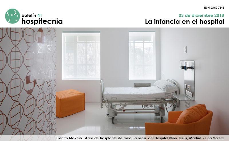 LA INFANCIA EN EL HOSPITAL