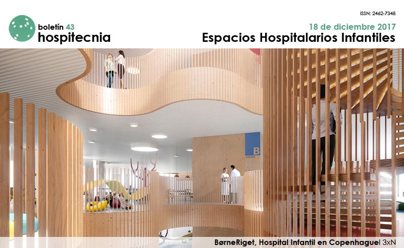 ESPACIOS HOSPITALARIOS INFANTILES