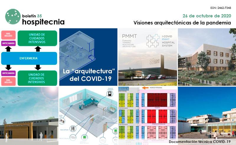 VISIONES ARQUITECTÓNICAS DE LA PANDEMIA