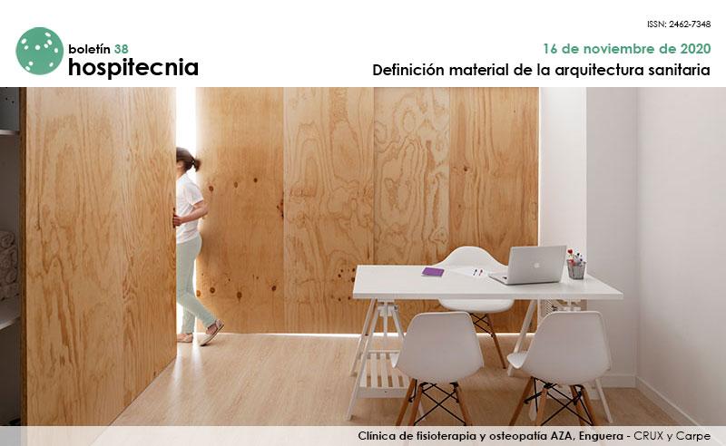 DEFINICIÓN MATERIAL DE LA ARQUITECTURA SANITARIA