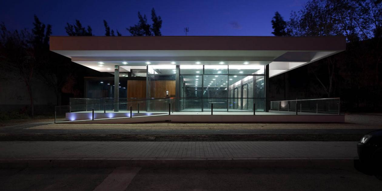 Centro de jubilados de Almassera, Valencia