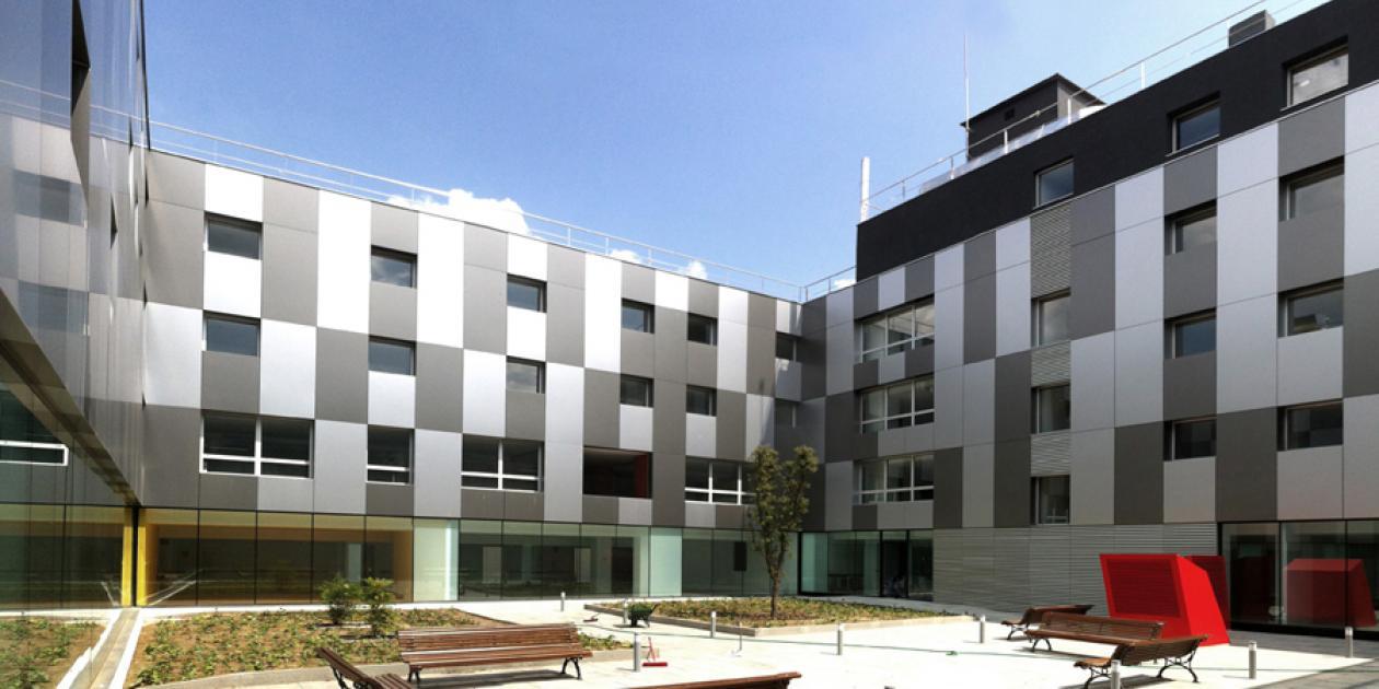 Hospital Sociosanitario en Mollet del Vallès