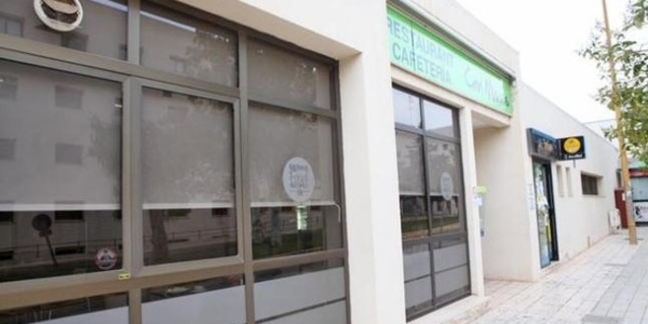 La cafetería de Can Misses acogerá la guardería del personal del hospital