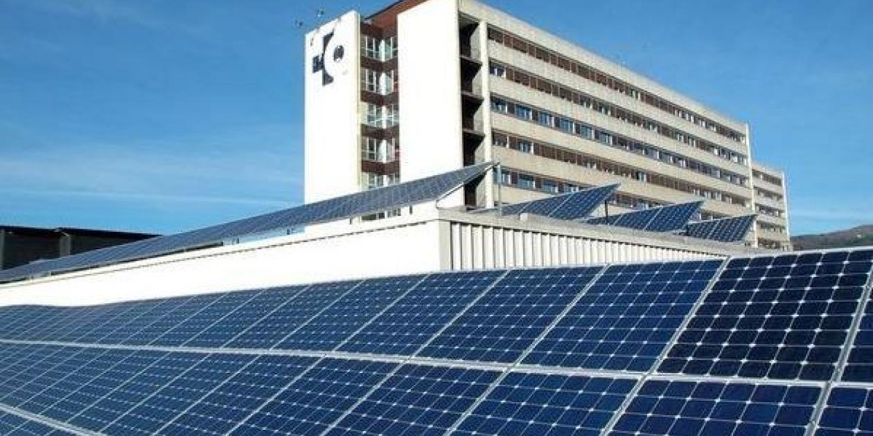 Hospitales vascos escogidos para formar parte de un proyecto piloto para aumentar el uso de energías renovables en 15000 hospitales en Europa
