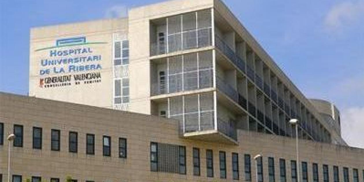 El hospital de La Ribera reduce su consumo eléctrico en 611 toneladas de CO2