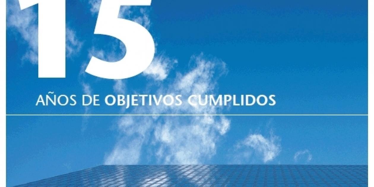 AIRE LIMPIO - Dossier 15 años. Objetivos cumplidos.