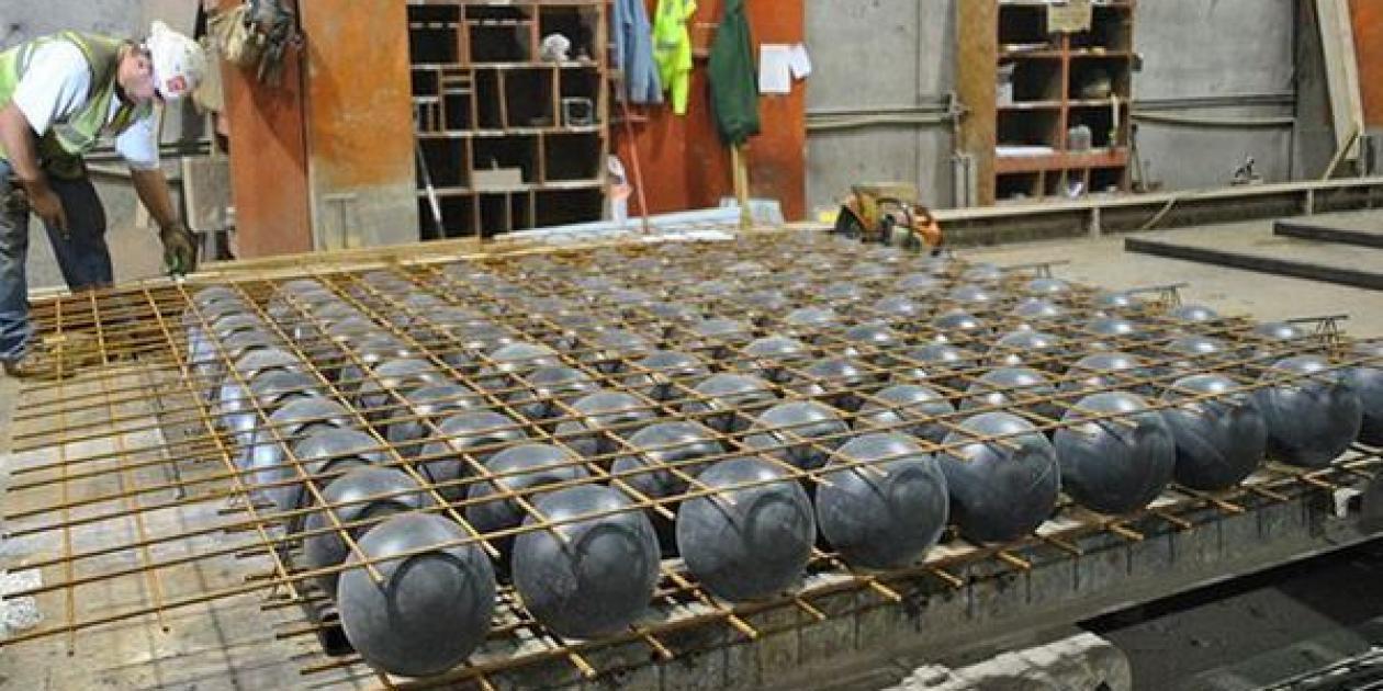Innovador sistema constructivo que elimina residuos y reduce costos