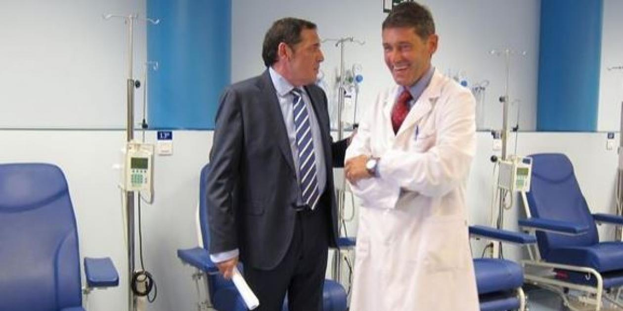 El Clínico de Valladolid pone en marcha el nuevo Hospital de Día Oncohematológico y una zona de extracciones