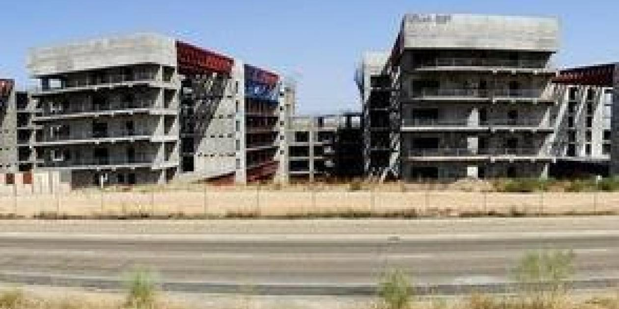 El área de ingresos del futuro Hospital Universitario de Toledo tendrá más de 15.000 m2