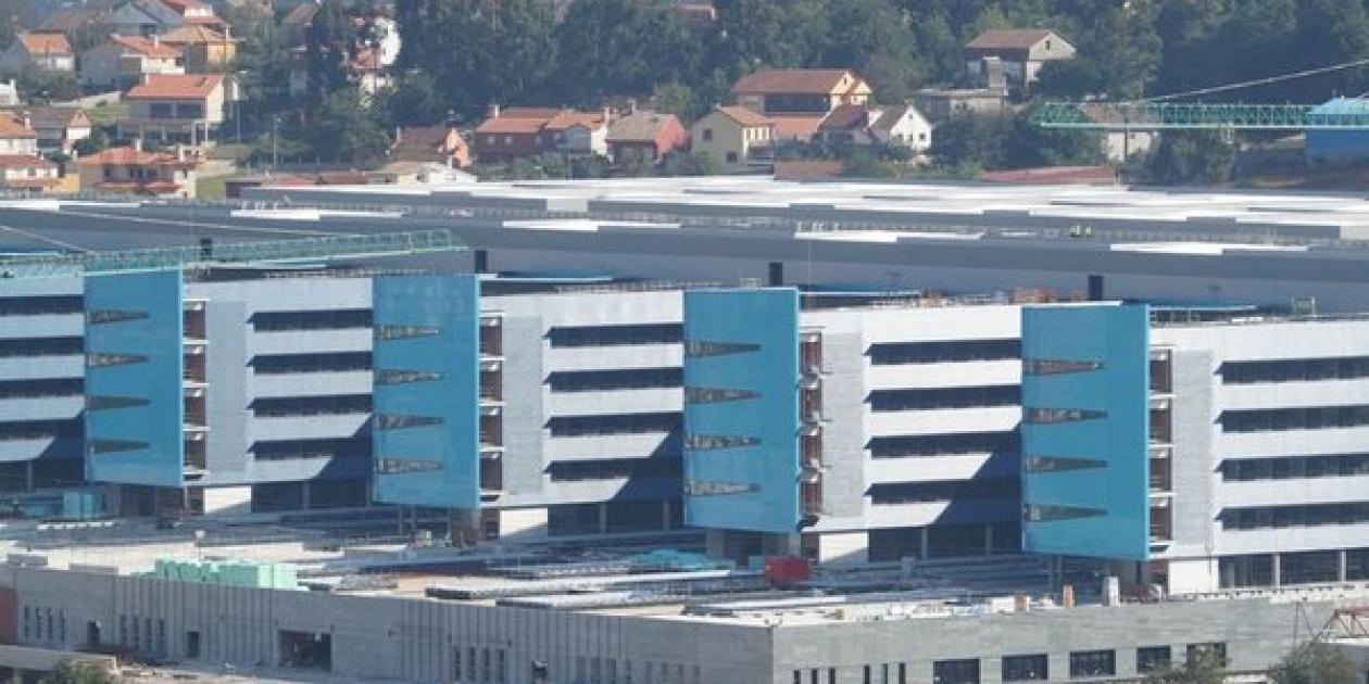 El diseño del hospital se volcó en el bienestar del paciente