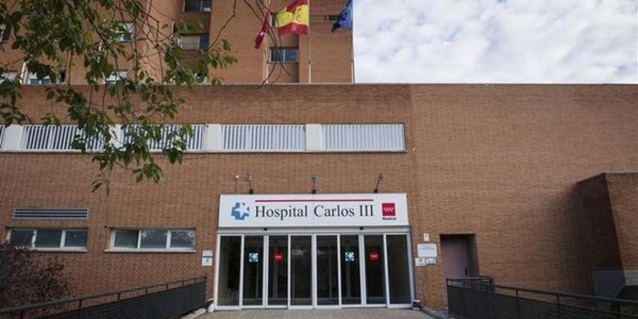 Expertos europeos advierten de que el hospital Carlos III no es adecuado para tratar casos de ébola