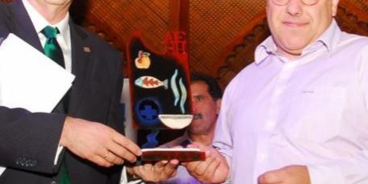 El sistema de e-menú de Povisa premiado en el XVI Congreso Nacional de Hostelería Hospitalaria