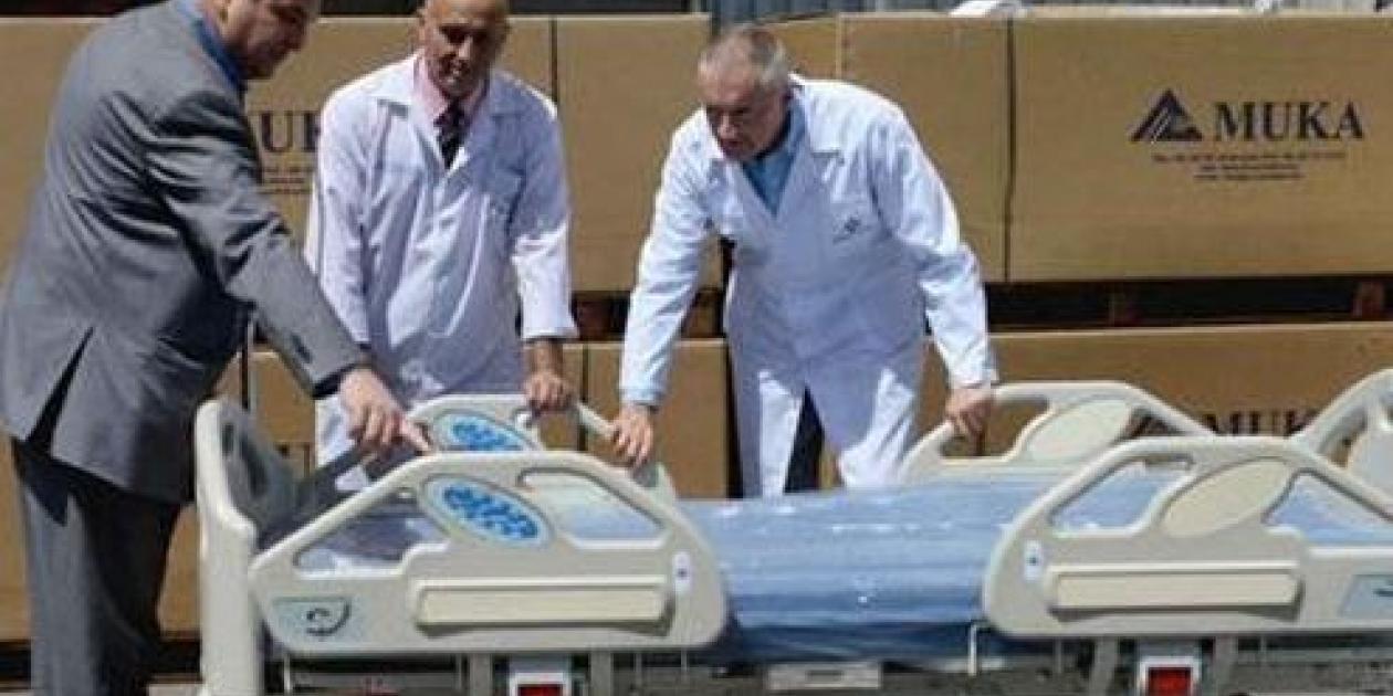 El Hospital Central de Mendoza cuenta desde ahora con 20 camas inteligentes