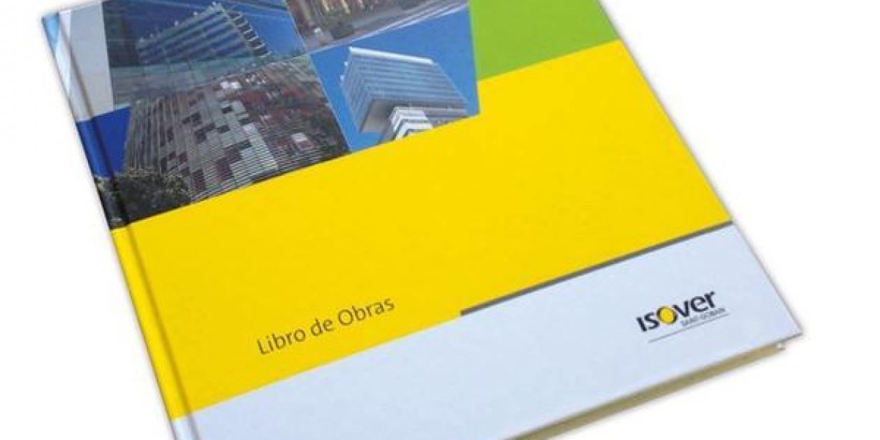 Primera edición del Libro de Obras ISOVER