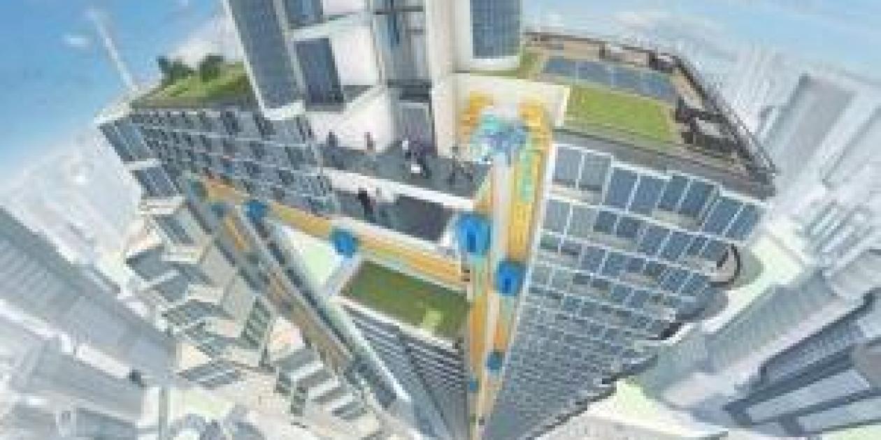 Los ascensores del futuro funcionarán por levitación magnética