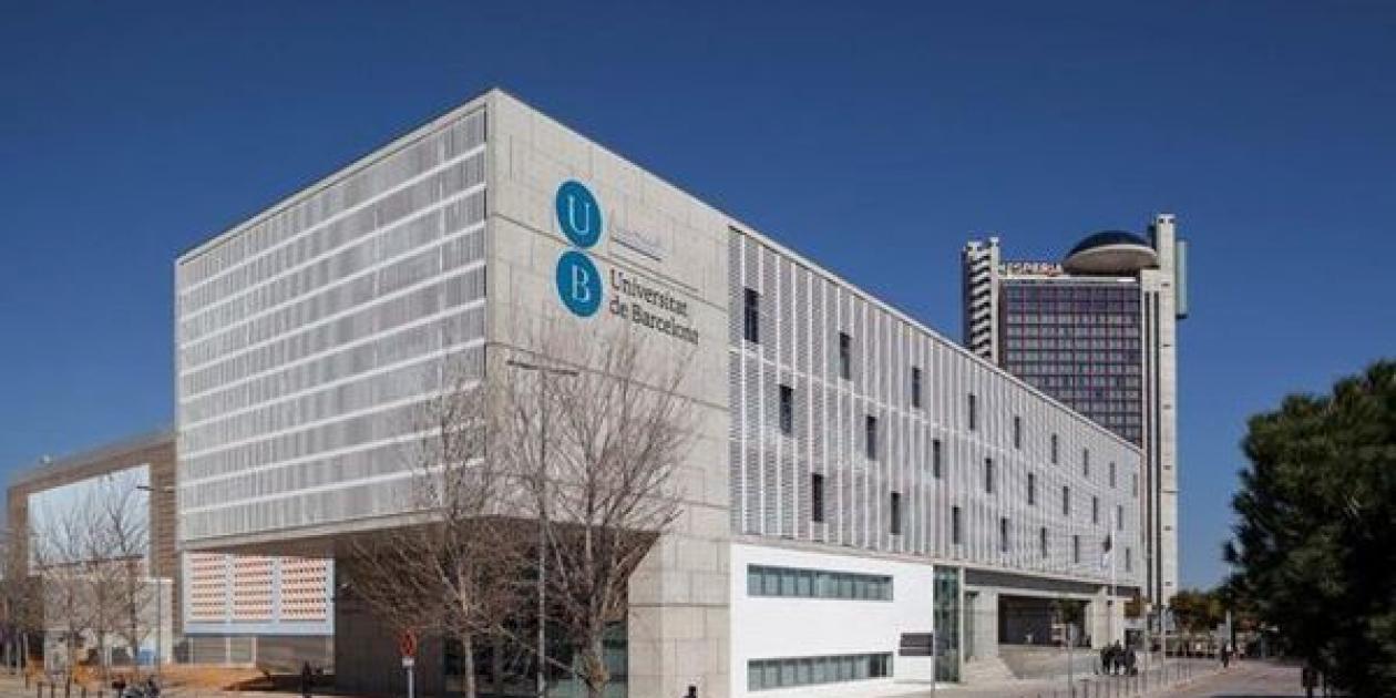 Campus de la Universidad de Barcelona en Bellvitge: con DuPont™ Corian®,     protección frente al sol mediterráneo y claridad interior en las aulas