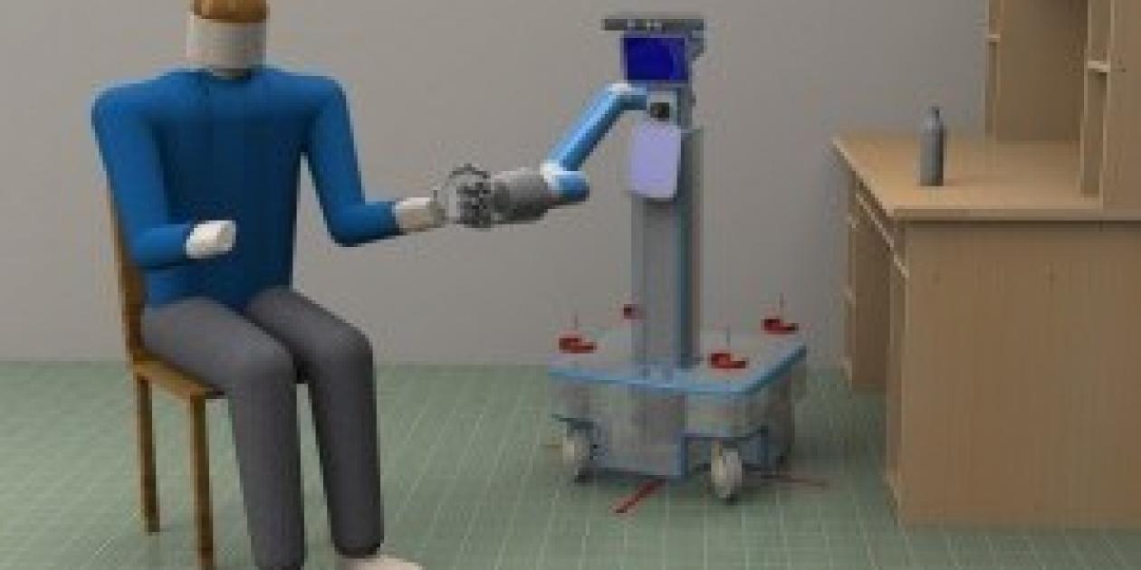 Fundación ACE participa en la creación del primer robot para asistir a personas con deterioro cognitivo