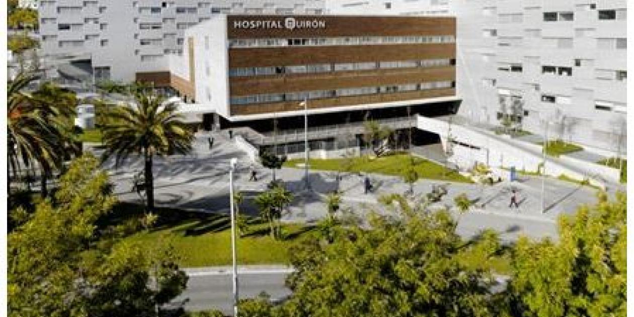 GULDAGER instala protección catódica  en los hospitales del Grupo Hospitalario Quirón en Barcelona