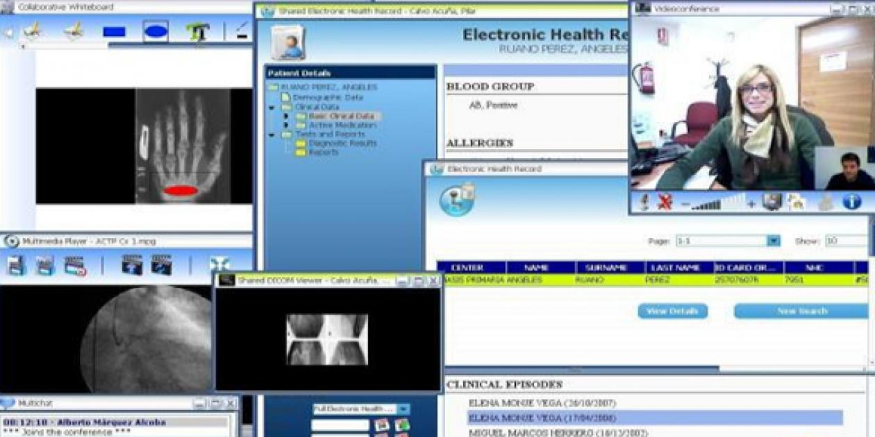 Las TIC revolucionan la gestión de los procesos clínicos