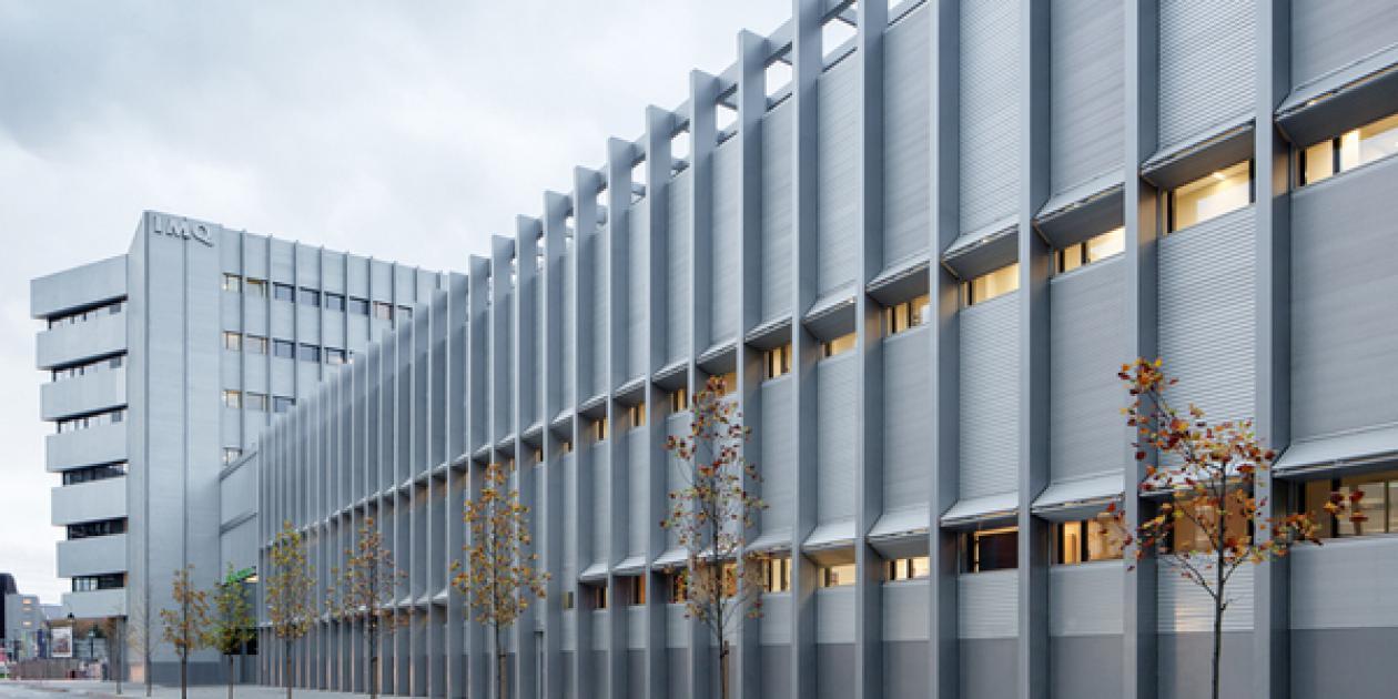 Nuevo Hospital IMQ en Bilbao