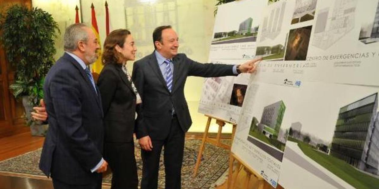 El Gobierno de La Rioja licita la construcción y explotación del Complejo de Salud San Millán por 80 millones de euros