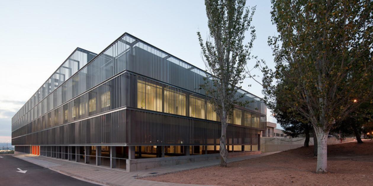 Reforma y Ampliación Área Quirúrgica Hospital Reina Sofía de Tudela