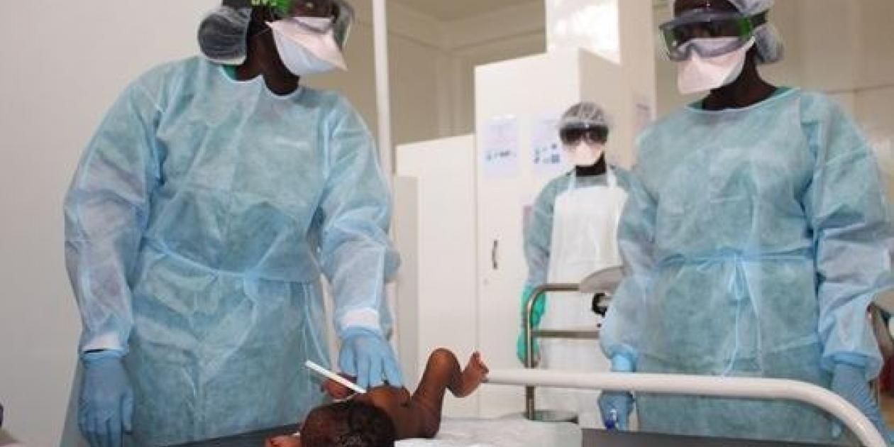 Liberia: un nuevo hospital pediátrico en Monrovia