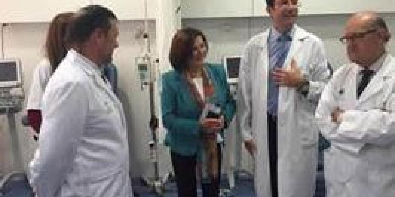 Málaga abre el primer laboratorio de ensayos clínicos en un hospital