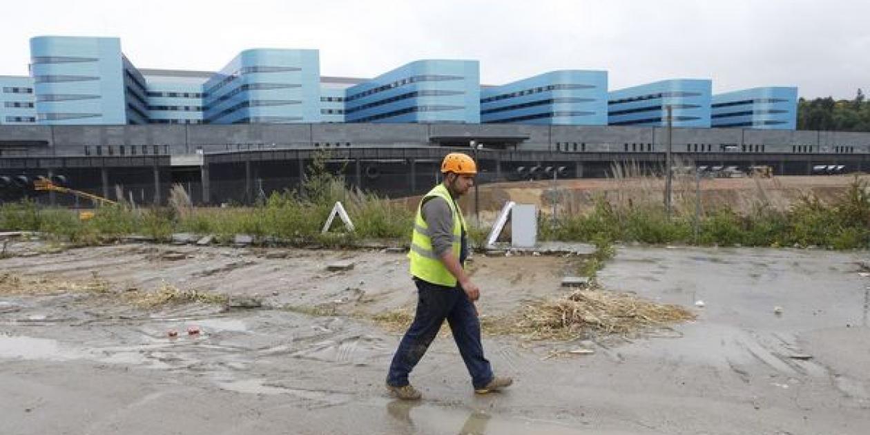 Finalizan las obras del nuevo hospital de Vigo