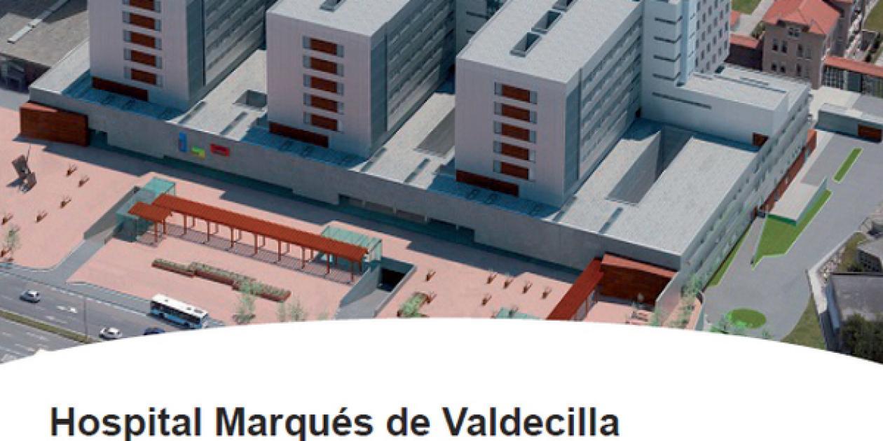 Caso práctico Hospital Marqués de Valdecilla - Detección de incendios,     evacuación por voz y comunicación hospitalaria