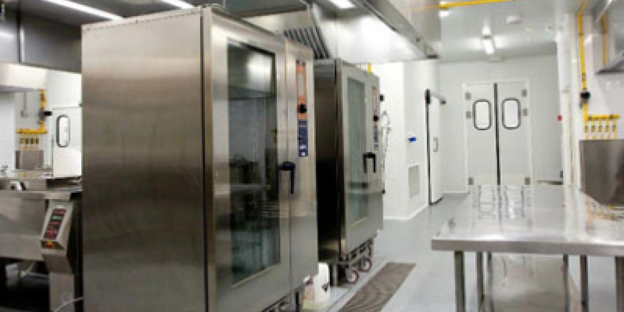 Criterios de Higiene en el diseño de cocinas hospitalarias