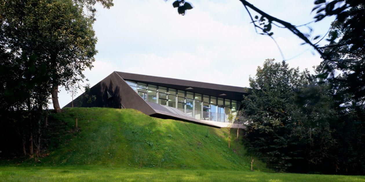 Maggie's Center en Kirkcaldy, Escocia