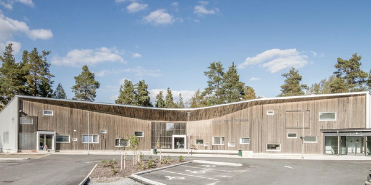 Centro médico Ruukki