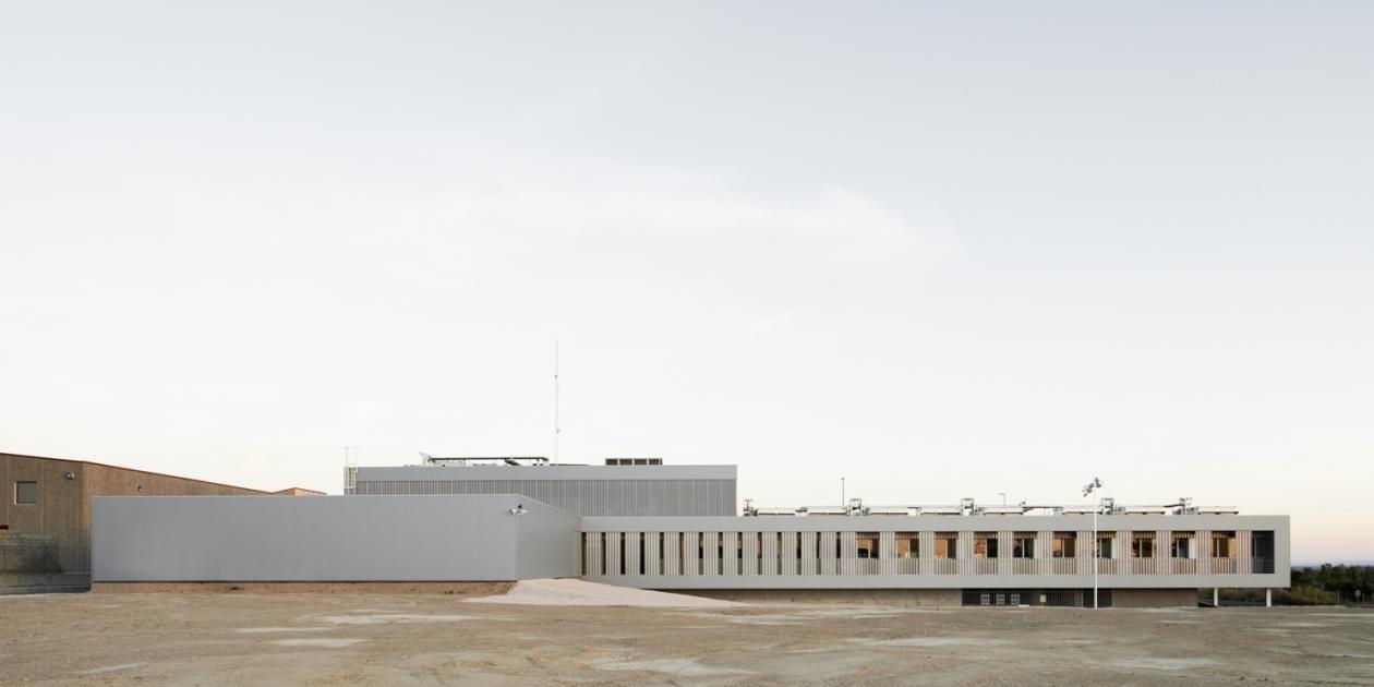 Nueva Sede para los Laboratorios de I+D de Certest