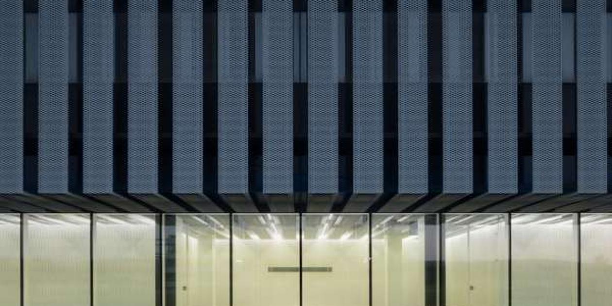 Edificio Sede del Parque Científico de la UPV/EHU