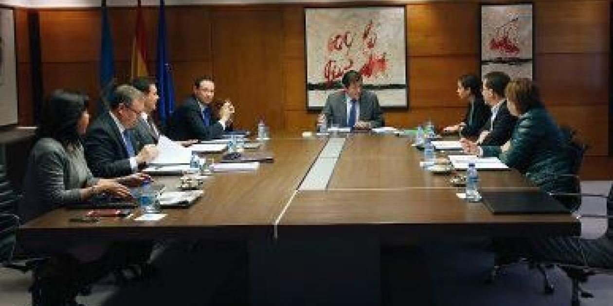 El Gobierno de Asturias avala el plan funcional de Cabueñes,  primer paso para la reforma y ampliación del hospital de Gijón