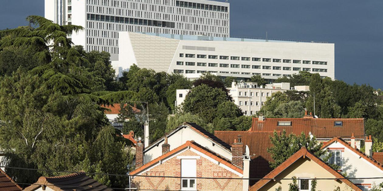 Reforma y ampliación Centro Hospitalario Intercomunal de Villeneuve- Saint-Georges