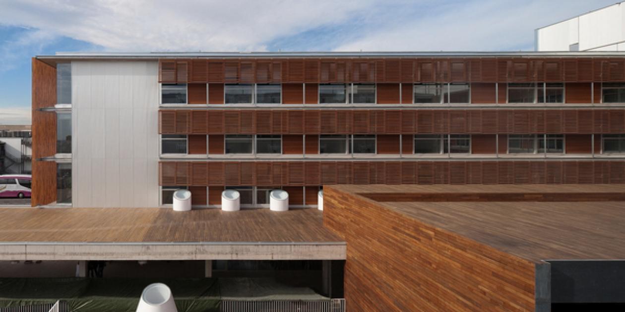 Hospital Doctor Moises Broggi a Sant Joan Despí