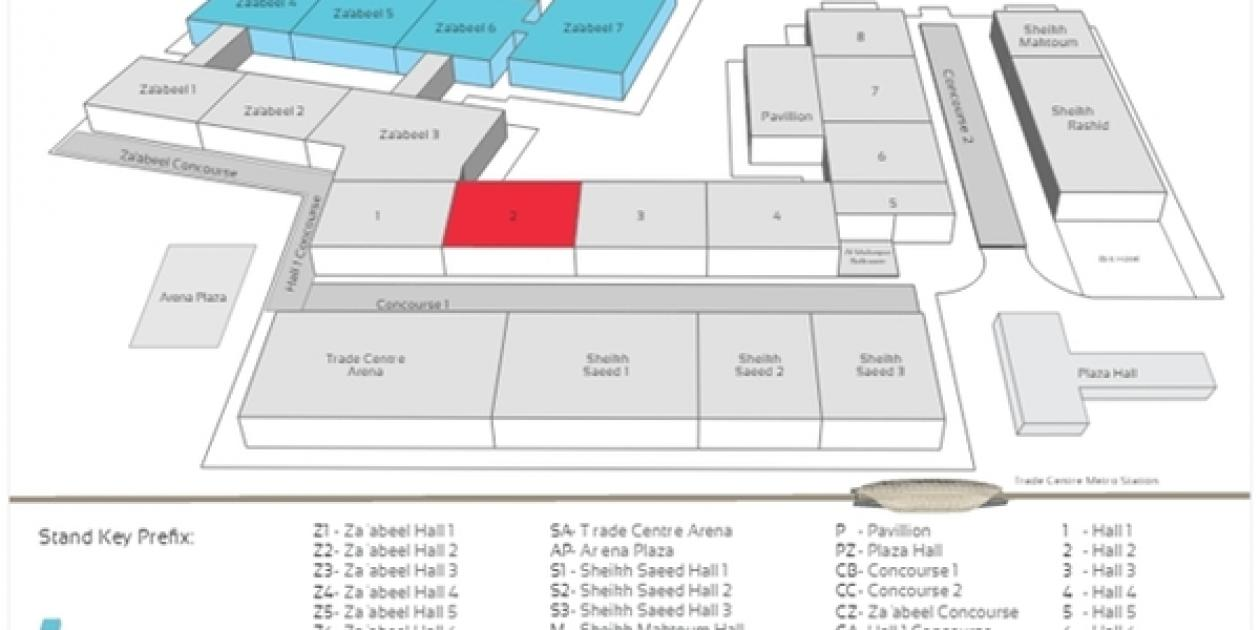 Ibernex estará presente en la Feria Arab Health 2016