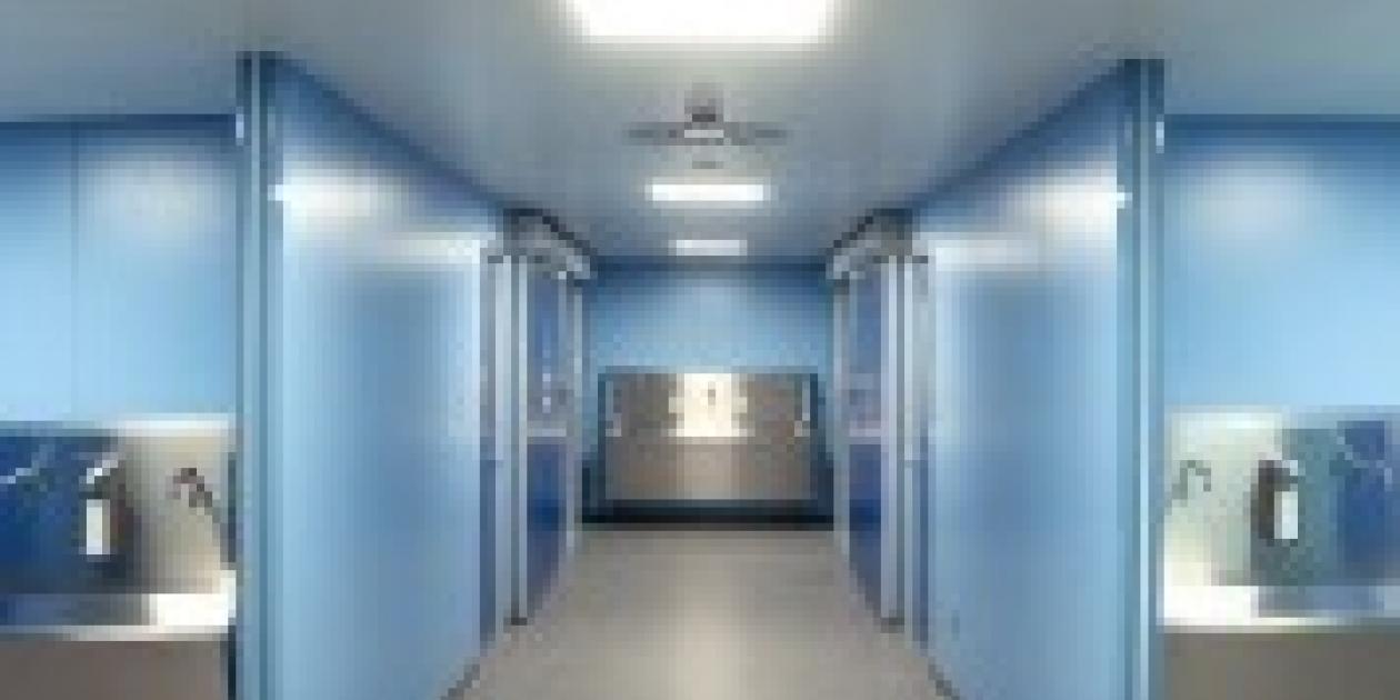 Luz y nuevas tecnologías al cuidado de la salud.